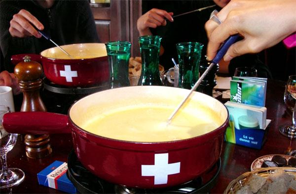 Brüll!Bier Fondue